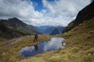 Stefan Blawath, Trackingparadies Neuseeland - auf dem Dusky Track unterwegs (New Zealand, Oceania)