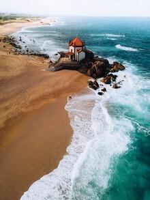 André Alexander, Kapelle am Meer (Portugal, Europa)