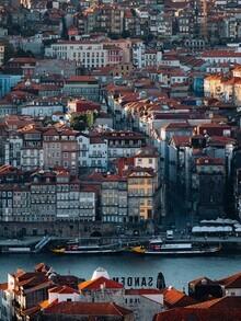 André Alexander, Porto und Postkartenansichten (Portugal, Europa)