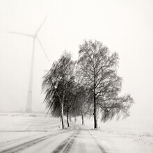Lena Weisbek, Winter Road Trip (Deutschland, Europa)