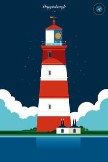 Bo Lundberg, Lighthouse Happisburgh (United Kingdom, Europe)