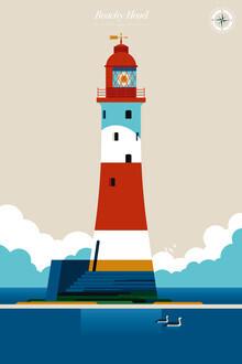 Bo Lundberg, Lighthouse Beachy Head (United Kingdom, Europe)