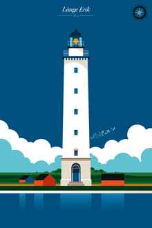 Bo Lundberg, Lighthouse Lange Erik (Sweden, Europe)