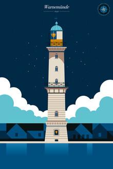 Bo Lundberg, Lighthouse Warnemünde (Germany, Europe)