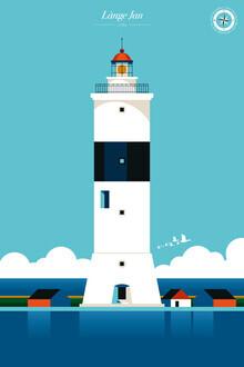 Bo Lundberg, Lighthouse Lange Jan (Sweden, Europe)