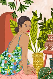 Uma Gokhale, Anything worth having, is worth the wait, Morocco Architecture Bohemia (India, Asia)
