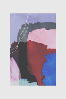 Mareike Böhmer, Abstract Brush Strokes 53 (Germany, Europe)
