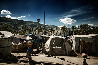 Frank Domahs, Regierungspalast in Port-au-Prince (Haiti, Latin America and Caribbean)