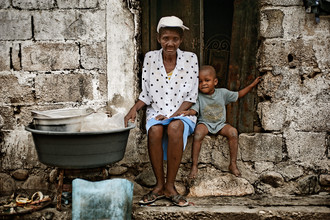Frank Domahs, Marie Prophet (58) (Haiti, Latin America and Caribbean)