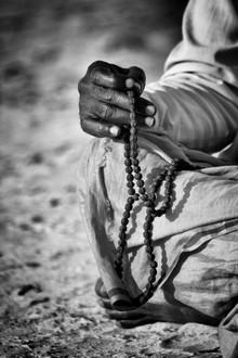 Meditation - fotokunst von Jagdev Singh