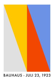 Bauhaus Collection, Bauhaus (bunt) (Deutschland, Europa)