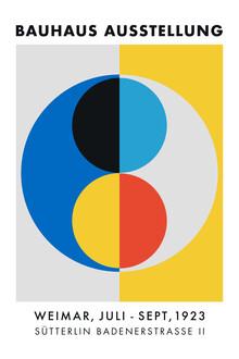 Bauhaus Collection, Bauhaus Ausstellungsposter (1923) (Deutschland, Europa)