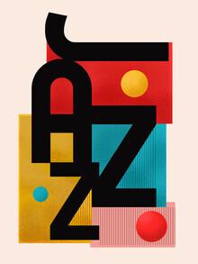 Ania Więcław, Jazz typography (Poland, Europe)