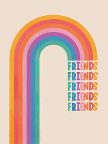 Ania Więcław, Rainbow Friends (Poland, Europe)