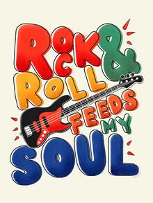 Ania Więcław, Rock And Roll Feeds My Soul (Poland, Europe)
