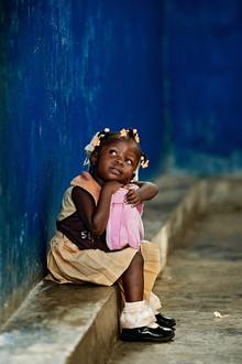 Frank Domahs, Vorschule in Sité Soley (Haiti, Lateinamerika und die Karibik)