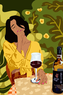 Uma Gokhale, Wine is the answer.What was the question? (India, Asia)