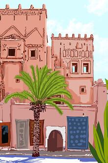 Uma Gokhale, Life in Morocco (India, Asia)