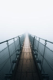 Sergej Antoni, Covered by fog (Germany, Europe)
