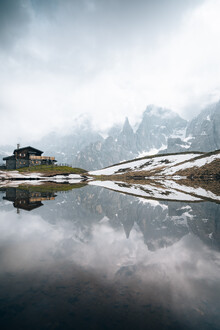 Sergej Antoni, The Reflection (Italy, Europe)