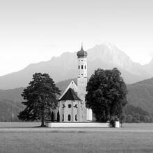 Christian Janik, St. Coloman, Schwangau (Germany, Europe)