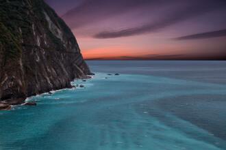 AJ Schokora, Sunset Coastline (Taiwan, Asien)