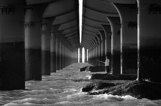 AJ Schokora, Fishermans Wharf (China, Asien)