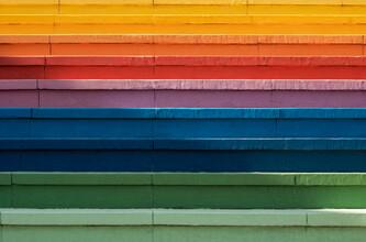AJ Schokora, Rainbow Stairs (China, Asien)