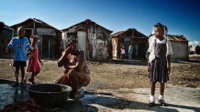 Frank Domahs, Ti Ayiti in Port-au-Prince (Haiti, Latin America and Caribbean)