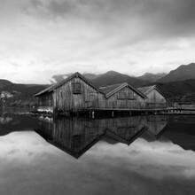Christian Janik, Three huts (Germany, Europe)