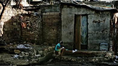 Frank Domahs, Sité Soley, Port-au-Prince (Haiti, Latin America and Caribbean)
