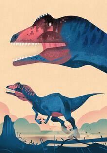 Dieter Braun, Allosaurus (Germany, Europe)