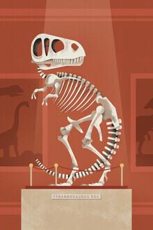 Dieter Braun, T-Rex Skeleton 1 (Germany, Europe)