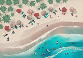 Dieter Braun, The Beach (Germany, Europe)