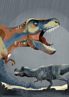 Dieter Braun, Tyrannosaurus Rex (Germany, Europe)