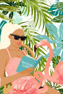 Uma Gokhale, How To Become a Flamingo (India, Asia)