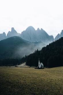 Sergej Antoni, Lonely Church (Italy, Europe)
