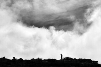 Victoria Knobloch, Alone on Table Mountain (South Africa, Africa)