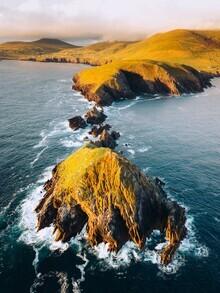 André Alexander, Die Küste Irlands (Irland, Europa)