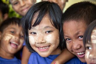 Miro May, Kids (Myanmar, Asia)