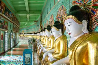 Miro May, Buddha (Myanmar, Asia)