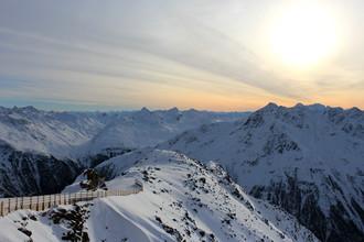 Miriam Reugels, Ein Morgen in den Bergen (Österreich, Europa)