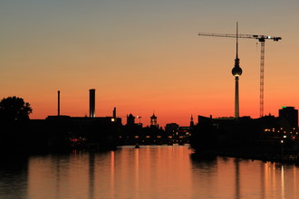 Miriam Reugels, Berlin Skyline (Germany, Europe)