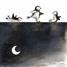 Marta Casals Juanola, Penguins (Spanien, Europa)