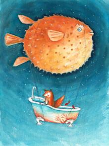 Marta Casals Juanola, Puffer fish (Spain, Europe)