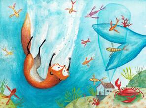 Marta Casals Juanola, Fox in the deep (Germany, Europe)