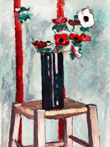 Art Classics, Henry Lyman Saÿen: Anemones (United States, North America)