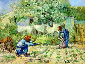 Art Classics, Vincent Van Gogh: First Steps (Netherlands, Europe)