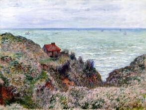 Art Classics, Claude Monet: Cabin of the Customs Watch (France, Europe)