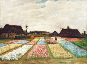 Art Classics, Vincent Van Gogh: Flower Beds in Holland (, )